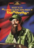 Bananas - Italian DVD movie cover (xs thumbnail)