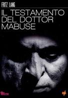 Das Testament des Dr. Mabuse - Italian DVD movie cover (xs thumbnail)