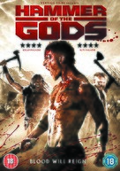 Hammer of the Gods - British DVD cover (xs thumbnail)
