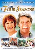 The Four Seasons - DVD movie cover (xs thumbnail)