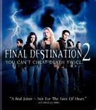 Final Destination 2 - Blu-Ray movie cover (xs thumbnail)