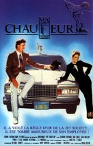 My Chauffeur - French VHS movie cover (xs thumbnail)