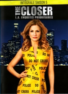 """""""The Closer"""" - French DVD movie cover (xs thumbnail)"""
