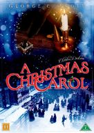 A Christmas Carol - Danish DVD cover (xs thumbnail)