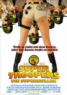Super Troopers - German Movie Poster (xs thumbnail)