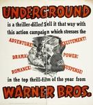 Underground - Movie Poster (xs thumbnail)
