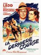 Salty O'Rourke - French Movie Poster (xs thumbnail)