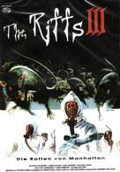Rats - Notte di terrore - German DVD cover (xs thumbnail)