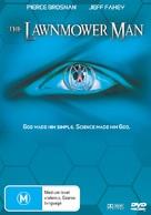 The Lawnmower Man - Australian DVD cover (xs thumbnail)