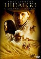 Hidalgo - Portuguese DVD movie cover (xs thumbnail)