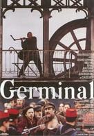 Germinal - German Movie Poster (xs thumbnail)