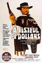 Per un pugno di dollari - Australian Movie Poster (xs thumbnail)