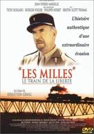 Les Milles - French Movie Cover (xs thumbnail)