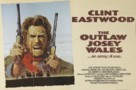 The Outlaw Josey Wales - British Movie Poster (xs thumbnail)