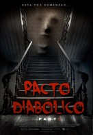The Pact II - Mexican Movie Poster (xs thumbnail)