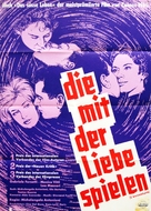 L'avventura - German Movie Poster (xs thumbnail)