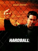 Hard Ball - DVD movie cover (xs thumbnail)
