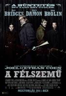 True Grit - Hungarian Movie Poster (xs thumbnail)