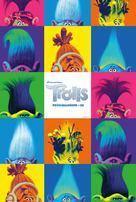 Trolls - Argentinian Movie Poster (xs thumbnail)