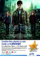 Harry Potter and the Deathly Hallows: Part II - Croatian Movie Poster (xs thumbnail)