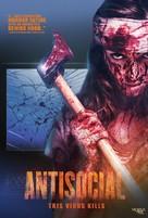 Antisocial - Movie Poster (xs thumbnail)