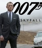 Skyfall - German Blu-Ray cover (xs thumbnail)