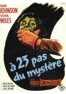 23 Paces to Baker Street - French Movie Poster (xs thumbnail)