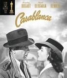Casablanca - Czech Blu-Ray movie cover (xs thumbnail)