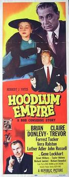 Hoodlum Empire - Movie Poster (xs thumbnail)