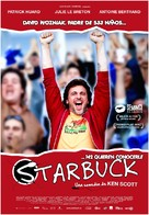 Starbuck - Spanish Movie Poster (xs thumbnail)
