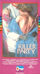 Killer Party - VHS cover (xs thumbnail)