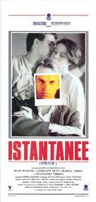 Proof - Italian Movie Poster (xs thumbnail)