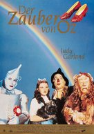 The Wizard of Oz - German Theatrical movie poster (xs thumbnail)