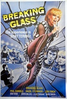 Breaking Glass - British Movie Poster (xs thumbnail)