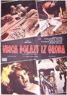 L'etrusco uccide ancora - Yugoslav Movie Poster (xs thumbnail)