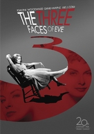 The Three Faces of Eve - DVD cover (xs thumbnail)