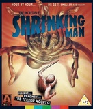The Incredible Shrinking Man - British Movie Cover (xs thumbnail)
