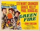 Green Fire - Movie Poster (xs thumbnail)