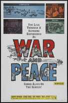 War and Peace - Re-release poster (xs thumbnail)