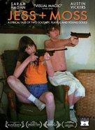 Jess + Moss - DVD cover (xs thumbnail)