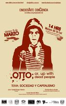 Otto; or Up with Dead People - Portuguese Movie Poster (xs thumbnail)