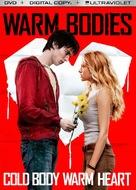 Warm Bodies - DVD cover (xs thumbnail)