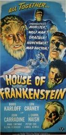 House of Frankenstein - Movie Poster (xs thumbnail)