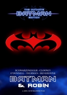 Batman And Robin - DVD cover (xs thumbnail)