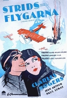 Young Eagles - Swedish Movie Poster (xs thumbnail)