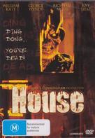 House - Australian DVD cover (xs thumbnail)
