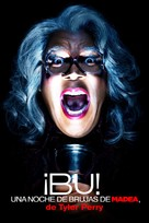 Boo! A Madea Halloween - Argentinian Movie Cover (xs thumbnail)