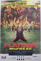 Platoon - Turkish Movie Poster (xs thumbnail)
