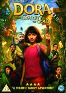 Dora and the Lost City of Gold - British Movie Cover (xs thumbnail)