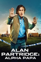 Alan Partridge: Alpha Papa - DVD cover (xs thumbnail)